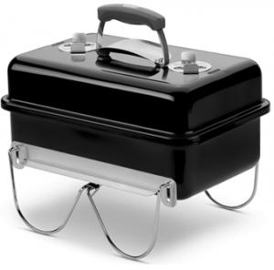 Weber 1131004 | Una barbacoa portátil de carbón de calidad