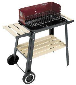 Grill Chef 0566 | Una barbacoa de carbón muy barata